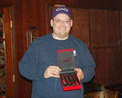 CAO and BURN 2010 Cribbage Winner